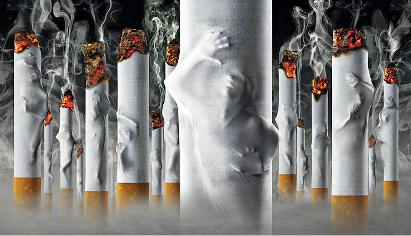 Fumar un cigarrillo al día es casi igual que consumir una cajetilla