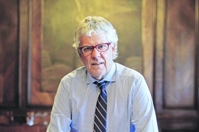 """Nicolás Eyzaguirre: """"Aunque les pese, este gobierno acercó a Chile a ser un país desarrollado"""""""