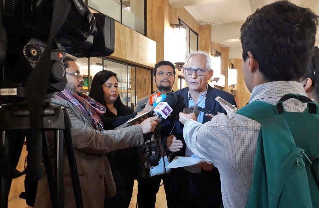 PPD pide a Contraloría pronunciamiento por publicidad indebida del Ministro de Vivienda
