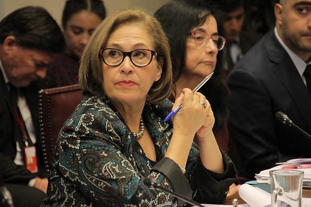 Adriana Muñoz: 11 de septiembre