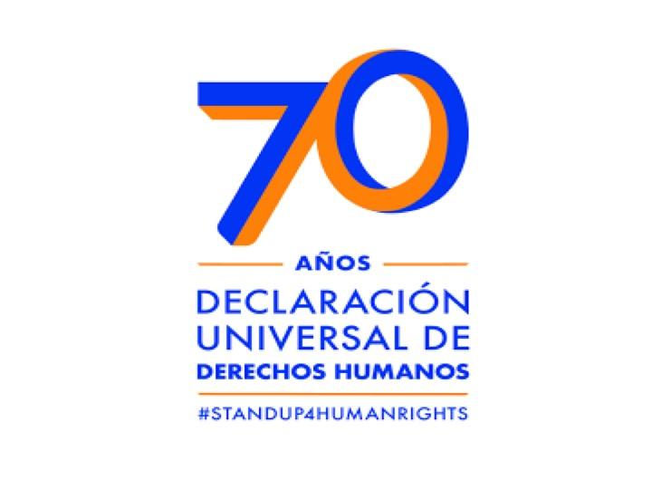 A 70 años de la Declaración Universal de Derechos Humanos