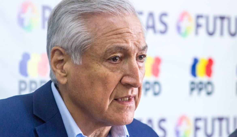 Heraldo Muñoz llama a un acuerdo nacional amplio por Carabineros