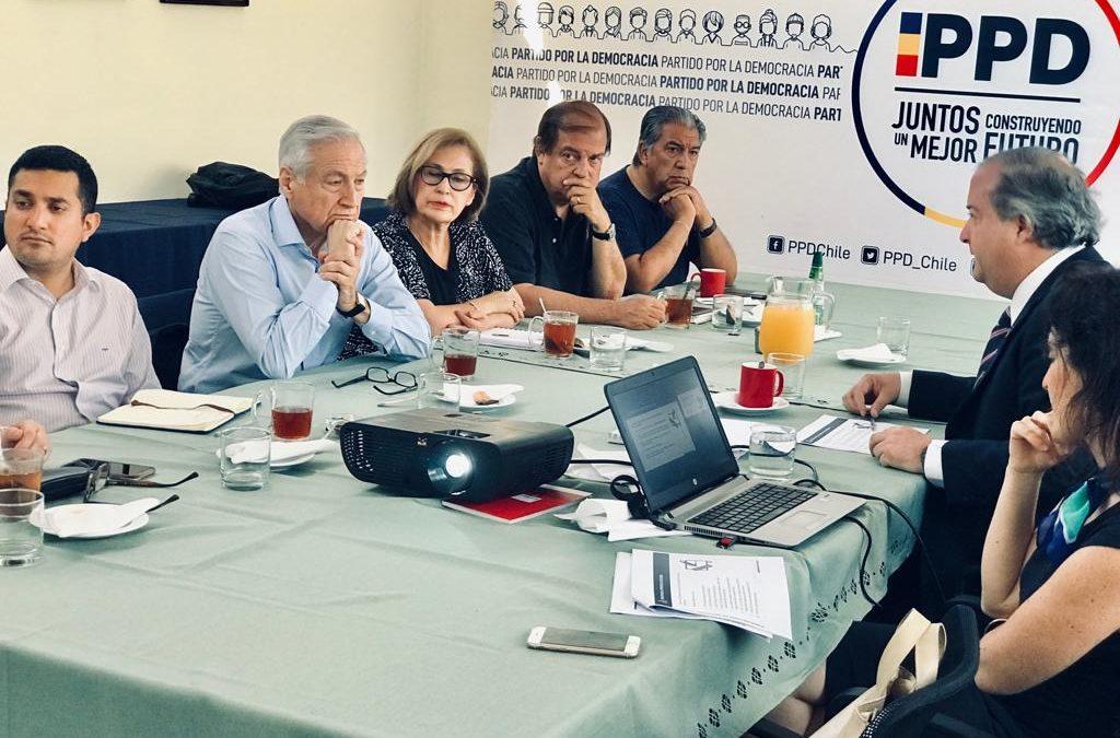 """Heraldo Muñoz y reunión con ministro del Trabajo: """"Queremos pensiones dignas en el corto plazo"""""""