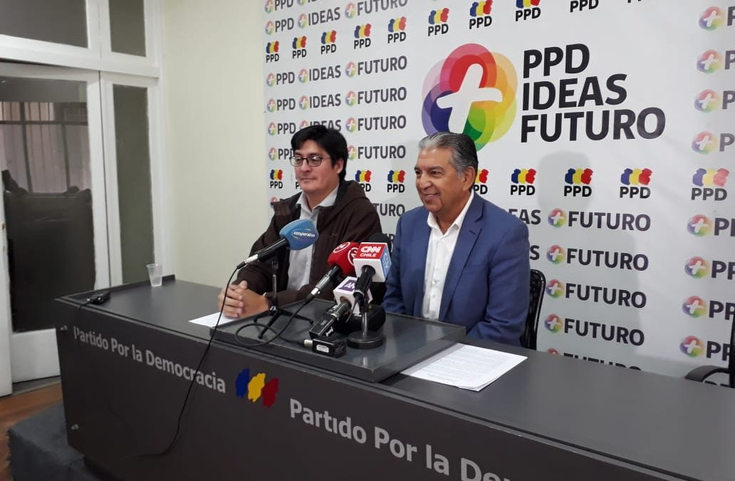 """PPD exige al Gobierno ponerle """"inteligencia y sinceridad"""" al recambio de medidores eléctricos"""