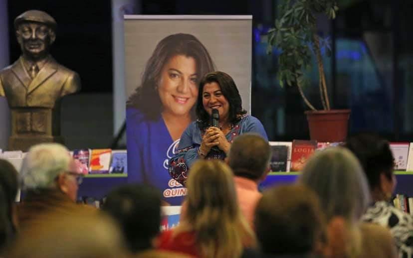 Concejala Sandra González rinde cuenta pública en Quinta Normal