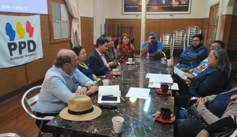 Regiones se preparan con encuentros locales para II Congreso Ideológico