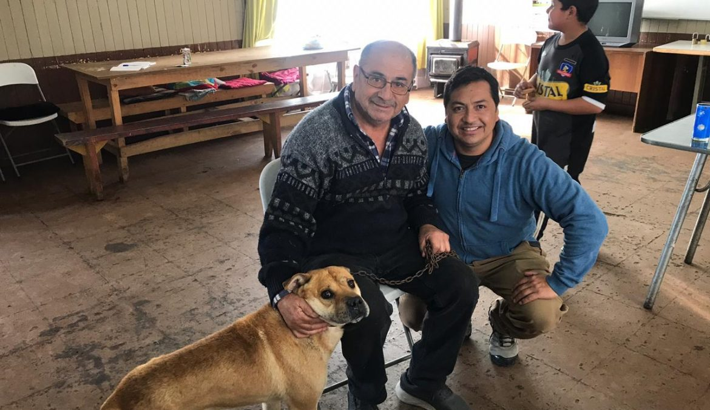Exitoso operativo de chipeo de mascotas se realizó hoy en Lota