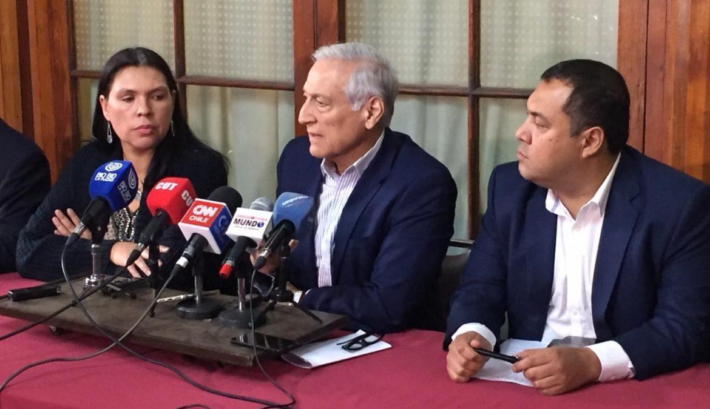 """Presidente PPD a la CUT por Reforma Laboral: """"Necesitamos sindicatos fuertes"""""""