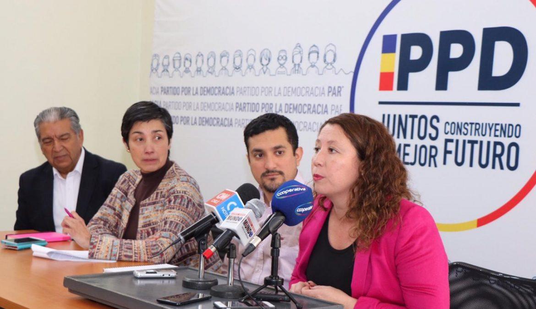 PPD exige al Gobierno a asumir si quiere o no elección de gobernadores regionales