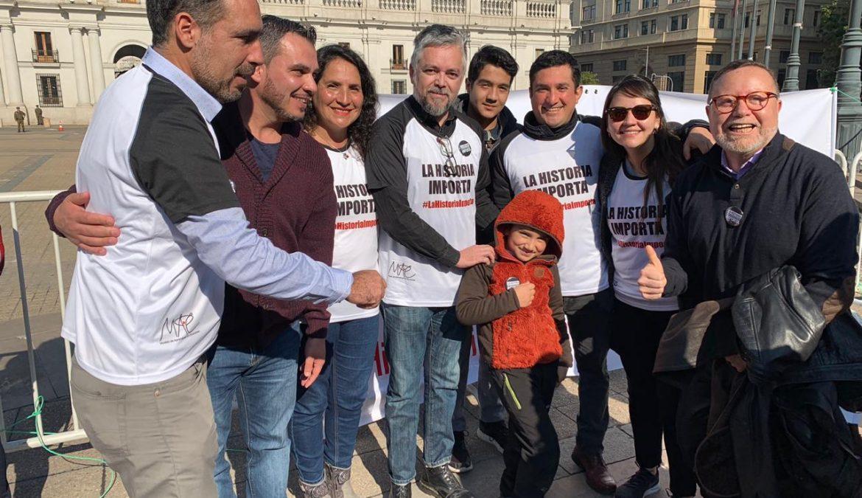 PPD se suma a campaña #LaHistoriaImporta que pide reponer obligatoriedad del ramo