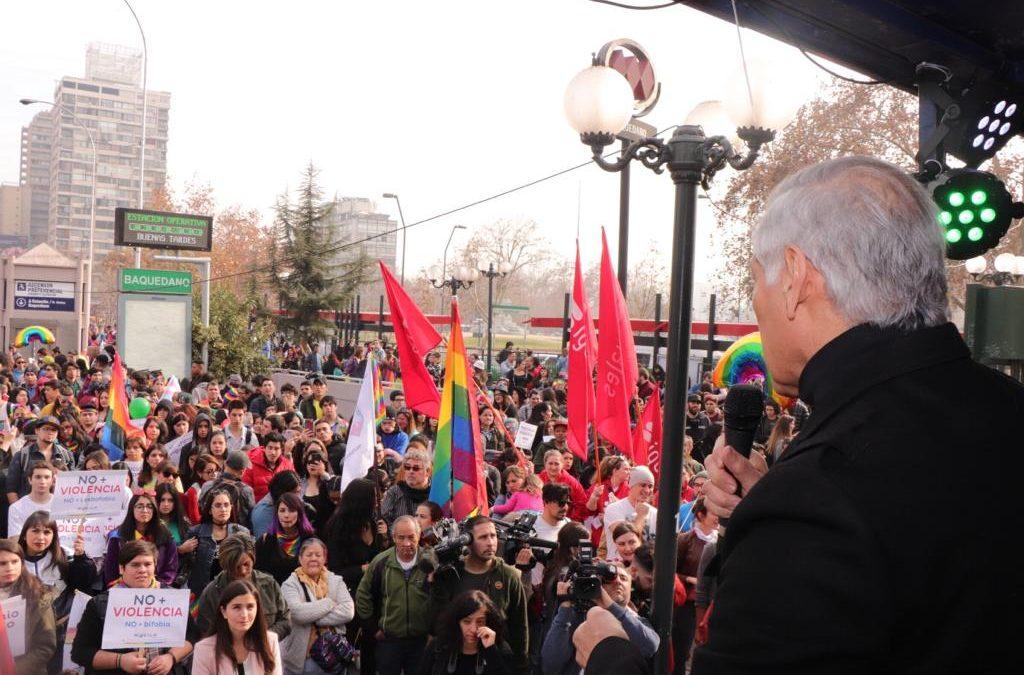 Marcha del Orgullo 2019: exigen al Gobierno que avance en Matrimonio Igualitario