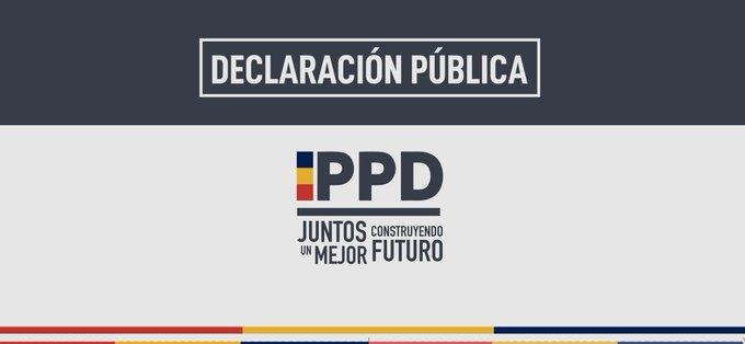 Declaración Pública Comisión de Redes Sociales y Tecnología