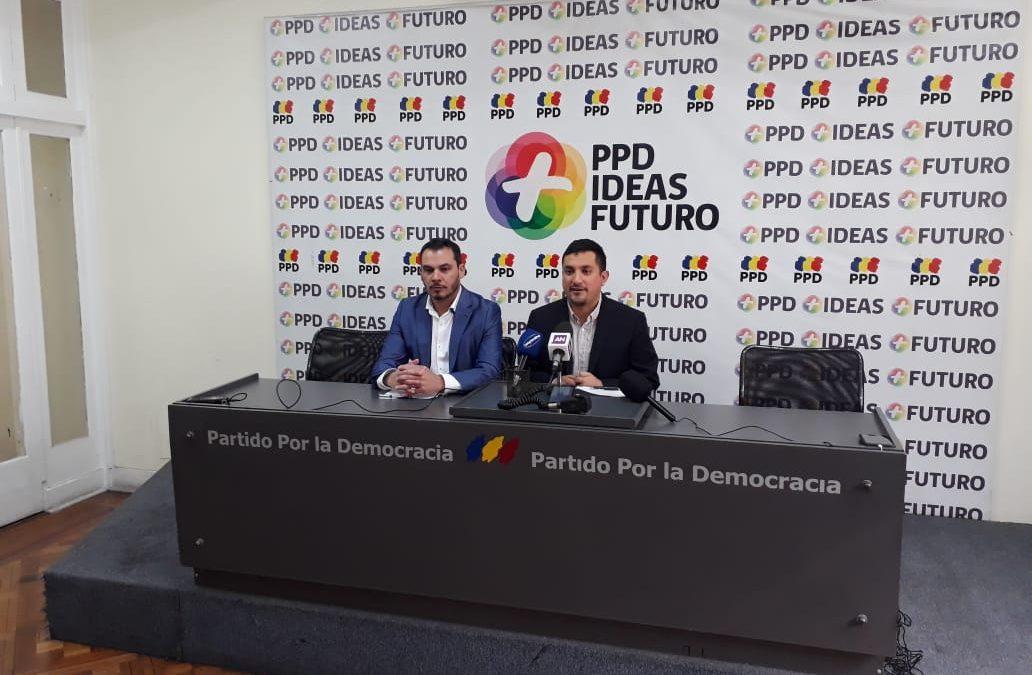 PPD por Instituto Nacional: Piden mesa de diálogo y disculpas públicas del alcalde