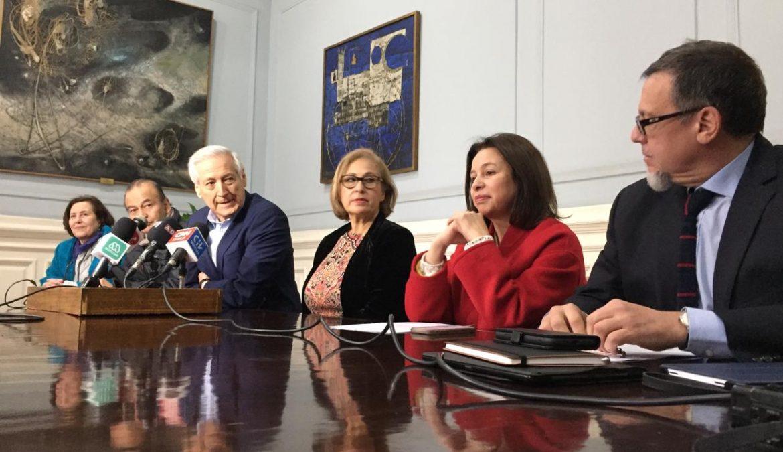 Presidente y parlamentarios PPD fijan pisos mínimos para avanzar en Reforma Previsional
