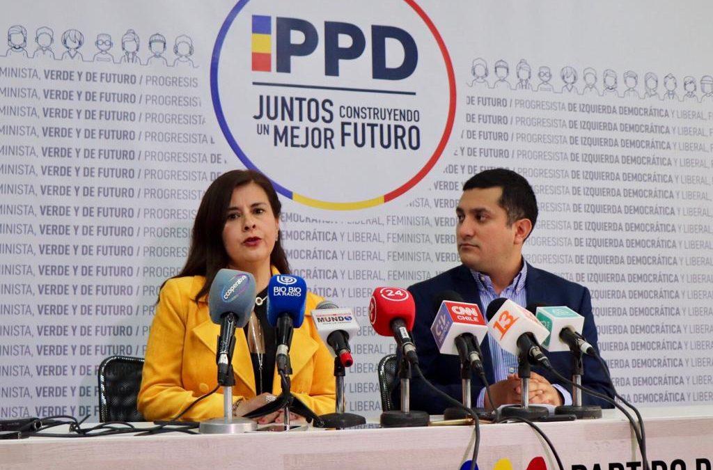 PPD respalda actuar de funcionarios municipales en caso Salaberry y pide su renuncia