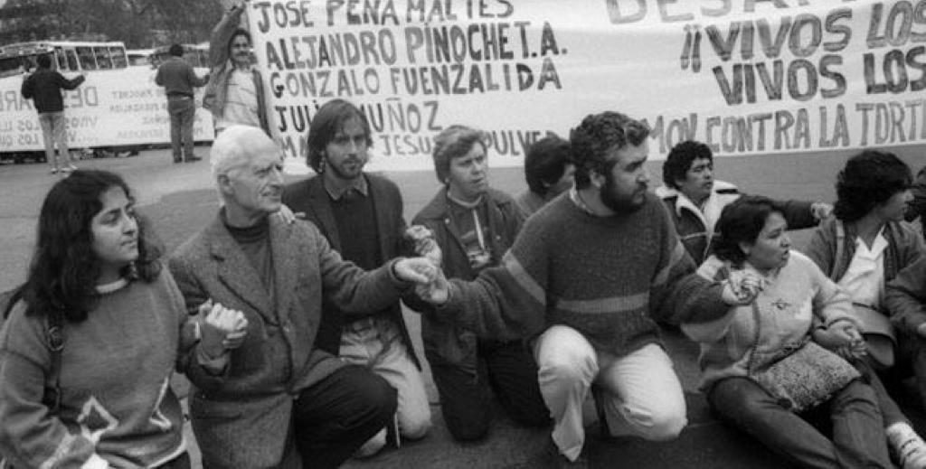 Declaración Pública por fallecimiento de padre Pepe Aldunate