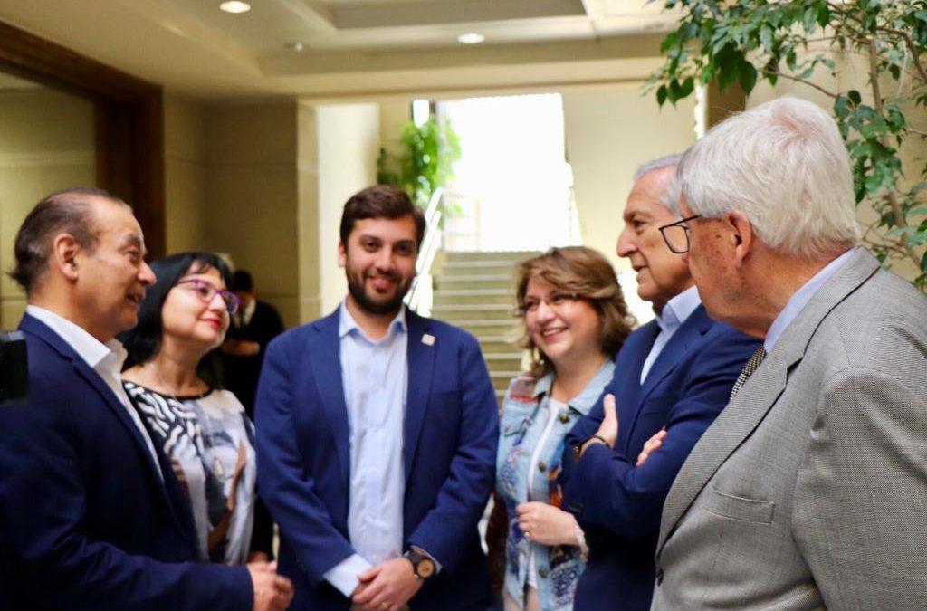 Diputado Raúl Soto se incorpora a la Bancada de Diputados del PPD