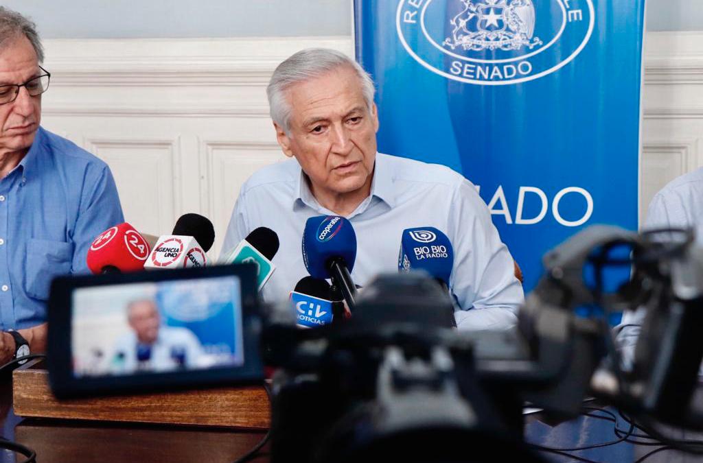 PPD propone medidas inmediatas para Agenda Social y pide nueva arquitectura tributaria