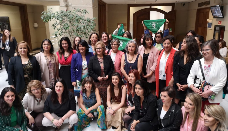Parlamentarias, dirigentas y organizaciones de mujeres y feministas exigen Constituyente Paritaria