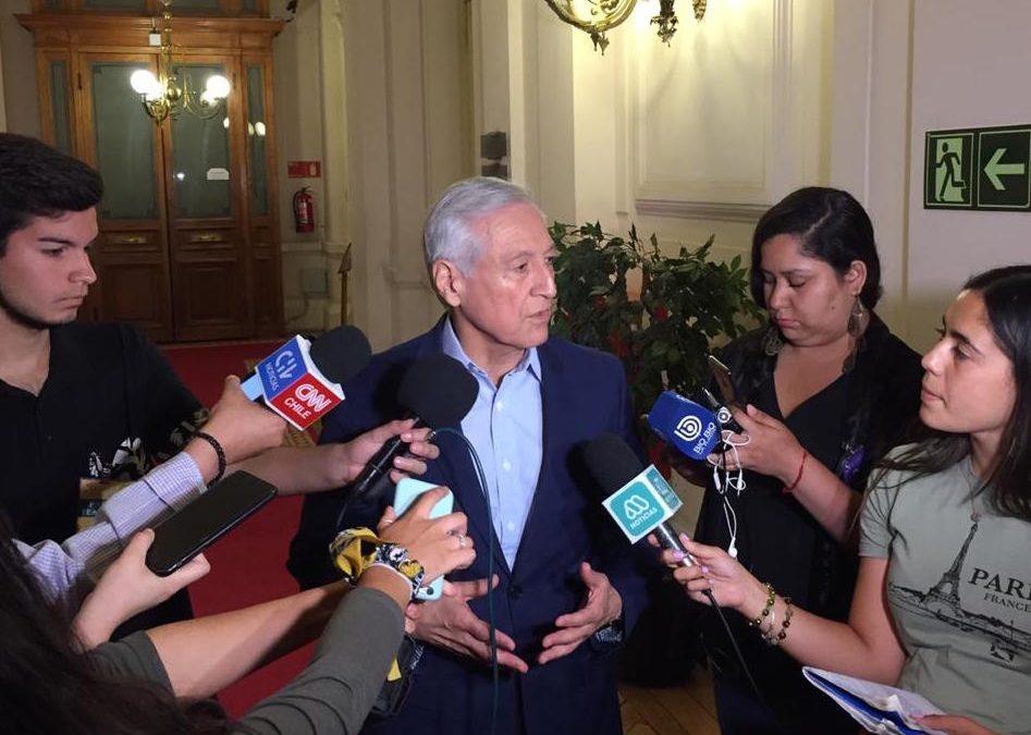 PPD alerta sobre retraso en discusión para permitir plebiscito para una Nueva Constitución