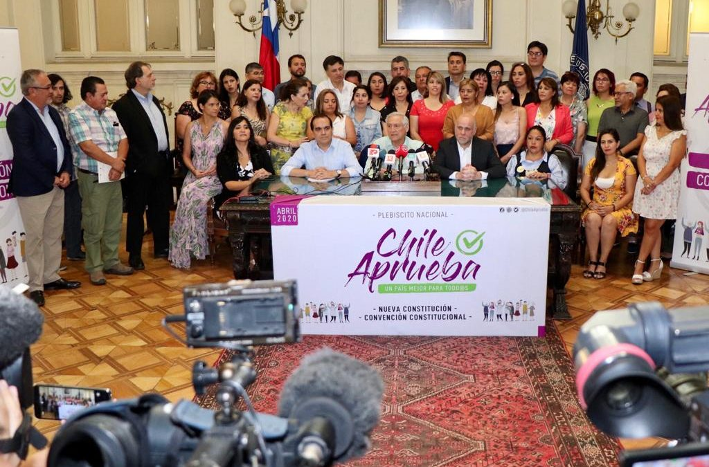 Convergencia Progresista inicia proceso hacia el Plebiscito del próximo 26 de abril