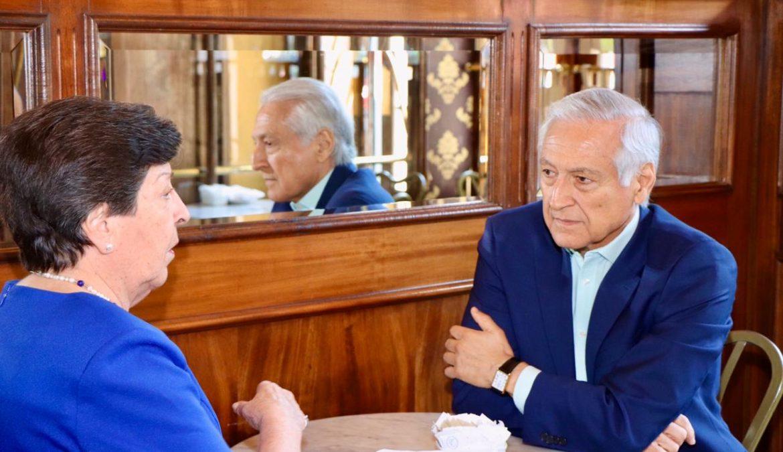 Heraldo Muñoz valora acuerdo en coordinación entre partidos para plebiscito del 26 de abril