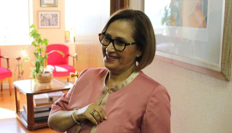 Secretaría de la Mujer felicita nominación de Adriana Muñoz como presidenta del Senado