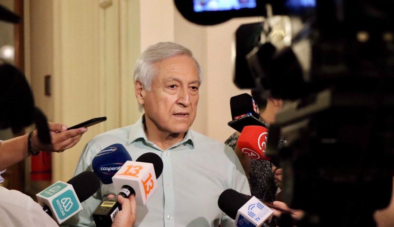 Heraldo Muñoz valora anuncio presidencial y pide acudir a fondos soberanos para reimpulsar economía