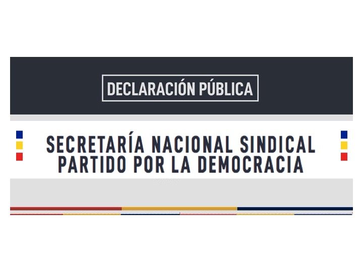 Declaración ante irresponsable medida del Gobierno para retorno de funcionarios públicos