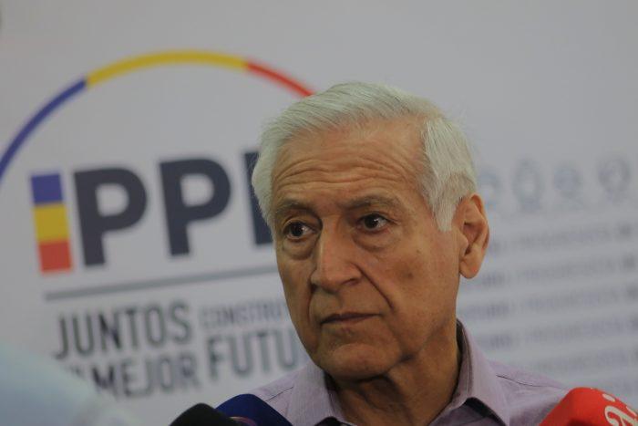 """Heraldo Muñoz: """"Es sumamente grave plantear hoy una posible postergación del Plebiscito"""""""