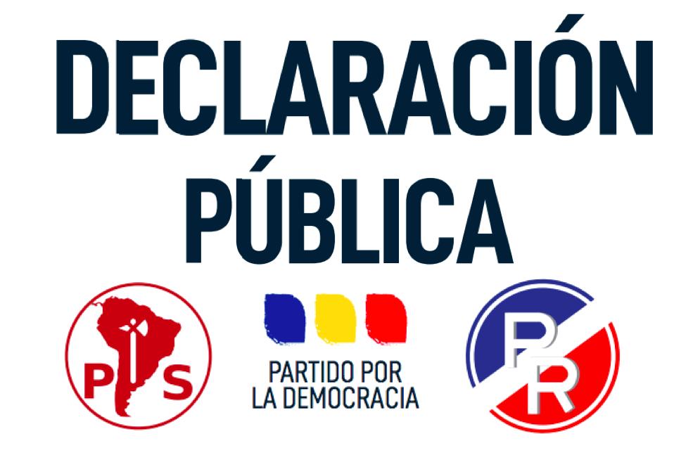 Convergencia Progresista: Exigimos transparencia y celeridad en otorgamiento del IFE 2.0