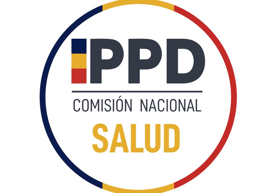 Comisión de Salud PPD: Necesitamos un cambio de estrategia
