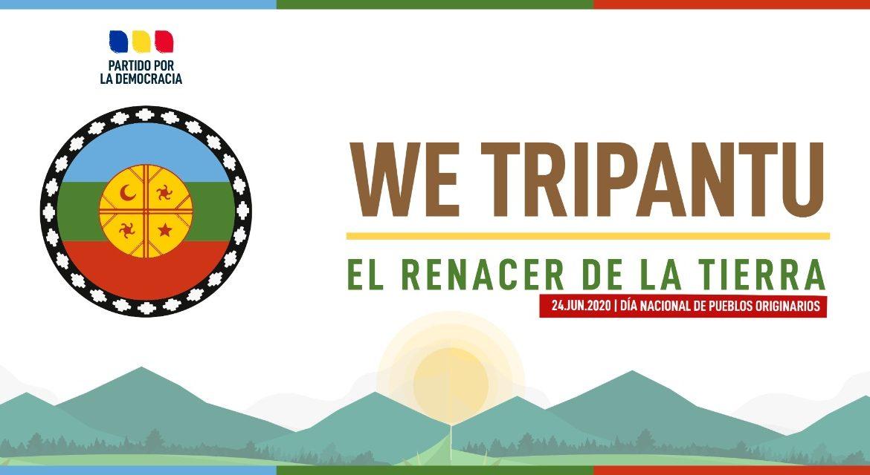 Saludo de Mesa Nacional por Día Nacional de Pueblo Indígenas