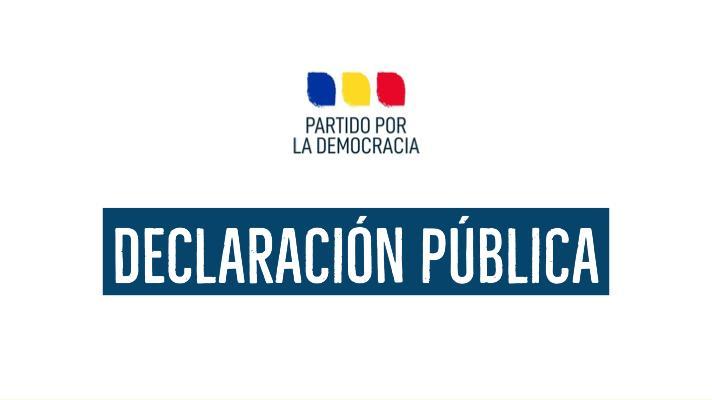 Declaración Pública por hechos de violencia en macrozona sur