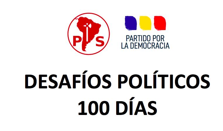 PS y PPD plantean medidas para enfrentar desafíos sanitarios, sociales y constitucionales de los próximos 100 días