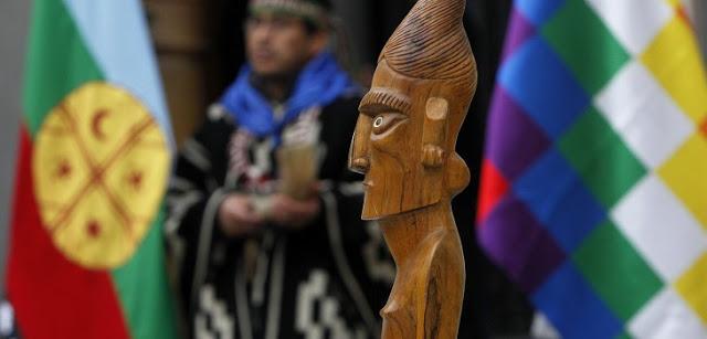 Vicepresidencia Indígena PPD rechaza propuesta del Gobierno y Chile Vamos para proceso constituyente