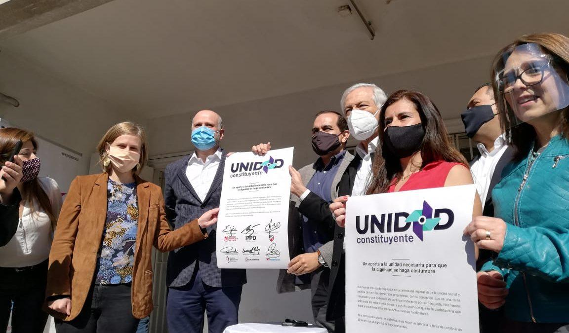 """Heraldo Muñoz sobre pacto electoral: """"Esta no es la Concertación 2, sino un germen de futuro"""""""