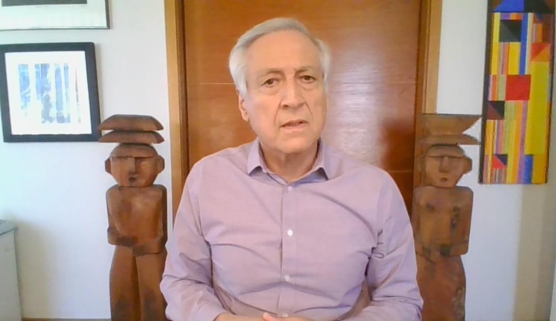 """Heraldo Muñoz: """"Renuncia de Víctor Pérez es una señal de descomposición. El gobierno no tiene timón"""""""