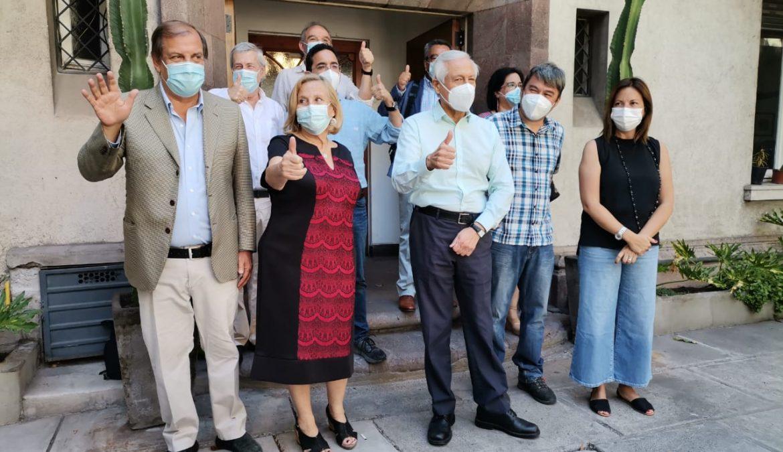 Heraldo Muñoz presenta su equipo de campaña y delinea sus propuestas presidenciales