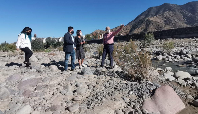 Día Mundial del Agua: candidato Heraldo Muñoz aboga para que acceso al agua sea un derecho humano