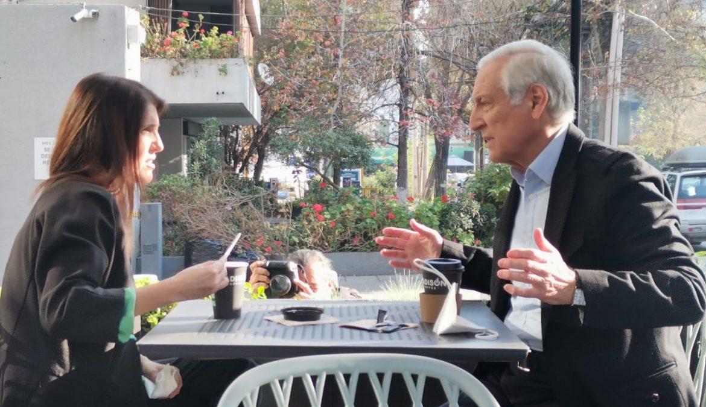 Heraldo Muñoz encabezará comité político de la campaña presidencial de Paula Narváez