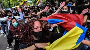 Declaración Pública de Secretaría de RRII por crisis en Colombia