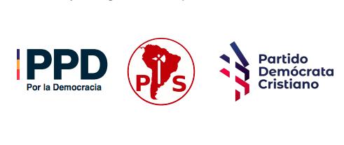 Declaración Pública presidentes del PPD, DC y PS frente a definiciones presidenciales y parlamentarias
