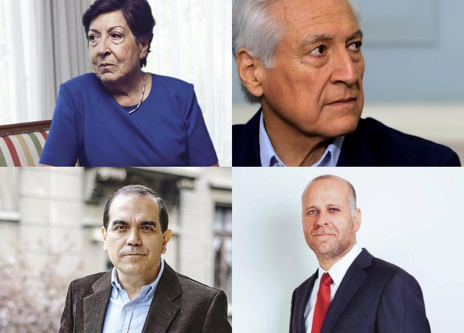 Declaración Publica presidentes PPD-DC-PS-PR: Las Elecciones de Gobernador@s Regionales