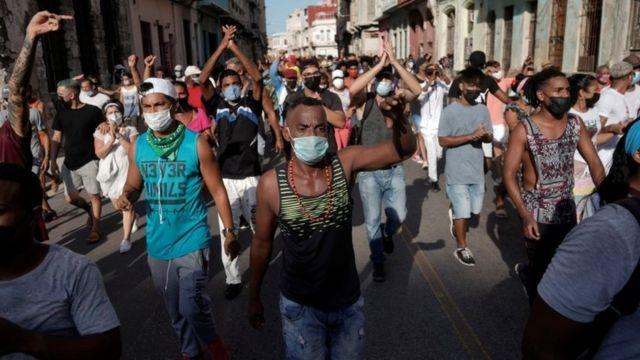 Declaración Pública PPD por manifestaciones populares en Cuba