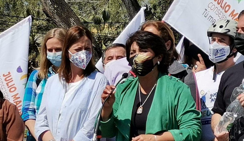 Presidenta PPD Natalia Piergentili emplaza al Gobierno a decretar zona de emergencia por crisis humanitaria en Tarapacá
