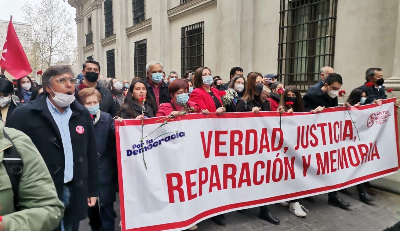 """Natalia Piergentili y 11 de septiembre: """"A algunos les faltó la convicción y el coraje de Allende"""""""